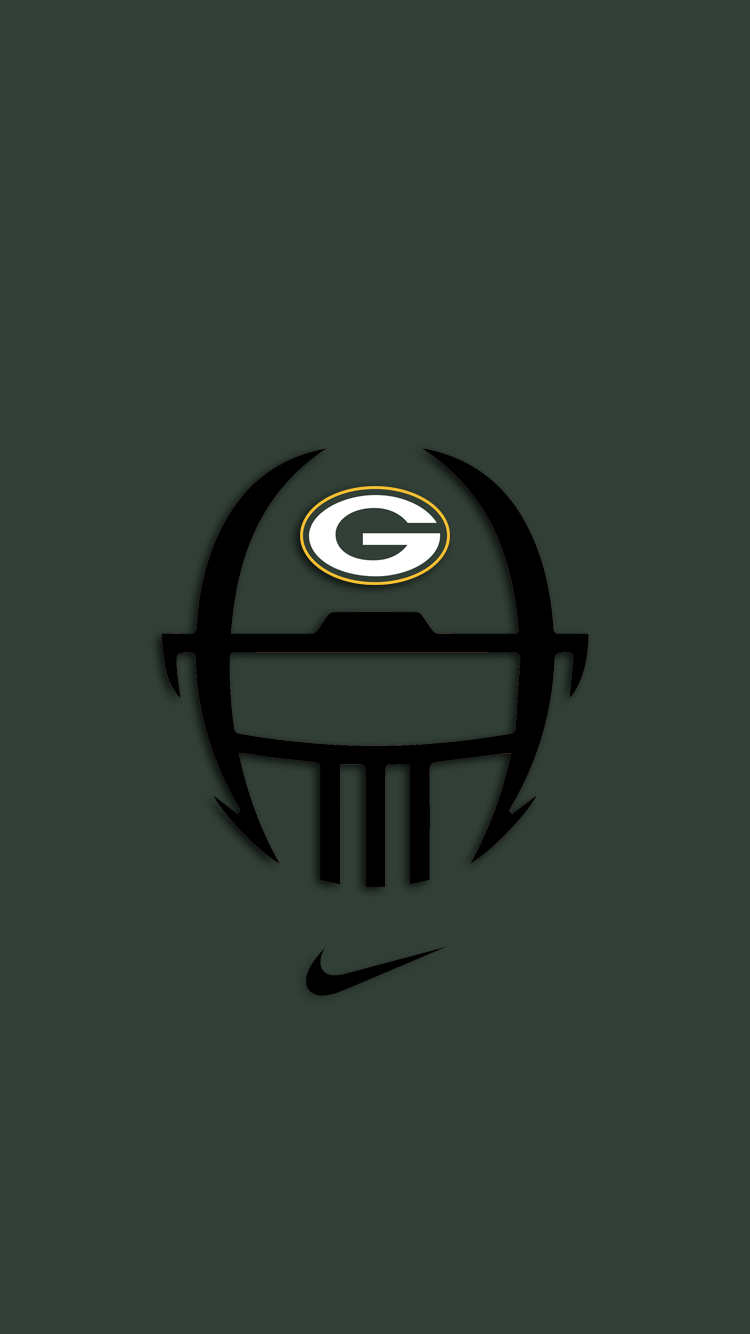 Green Bay Packers Nike Helmet Png 594875 750 1334 Green Bay Packers Wallpaper Green Bay Packers Logo Nfl Green Bay