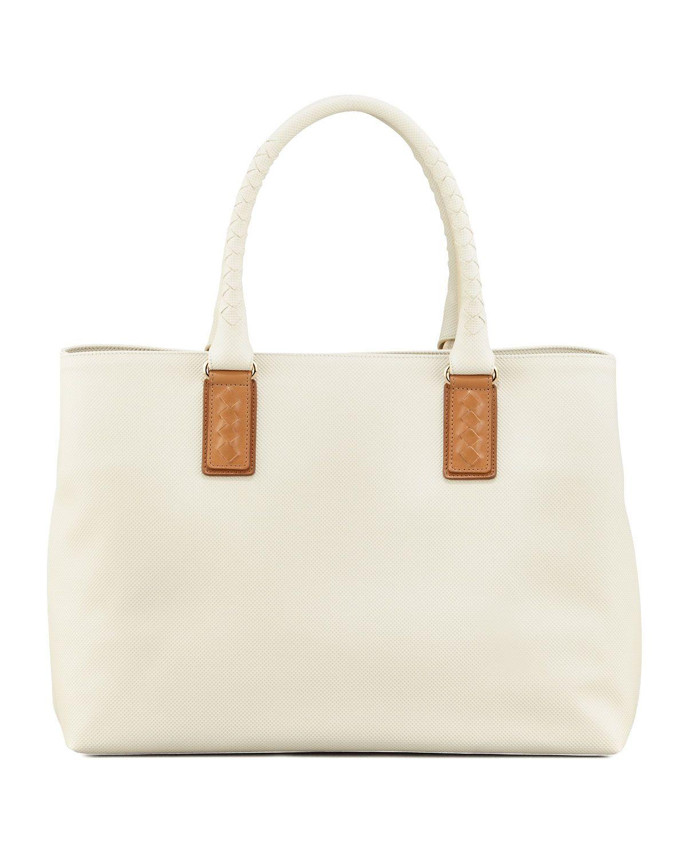 ff33d06ad581 bottega veneta marco polo pvc tote bag reference guide spotted fashion
