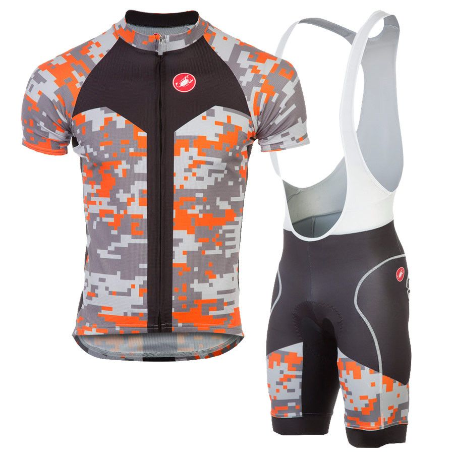 f0e1d222e Castelli Digi Camo Team Cycling Wear