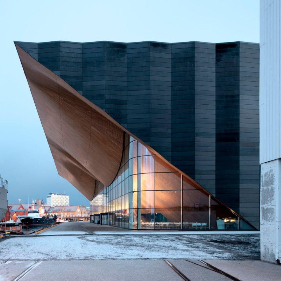 Unique Designs Timber Architecture Scandinavian Architecture Architecture Design Competition