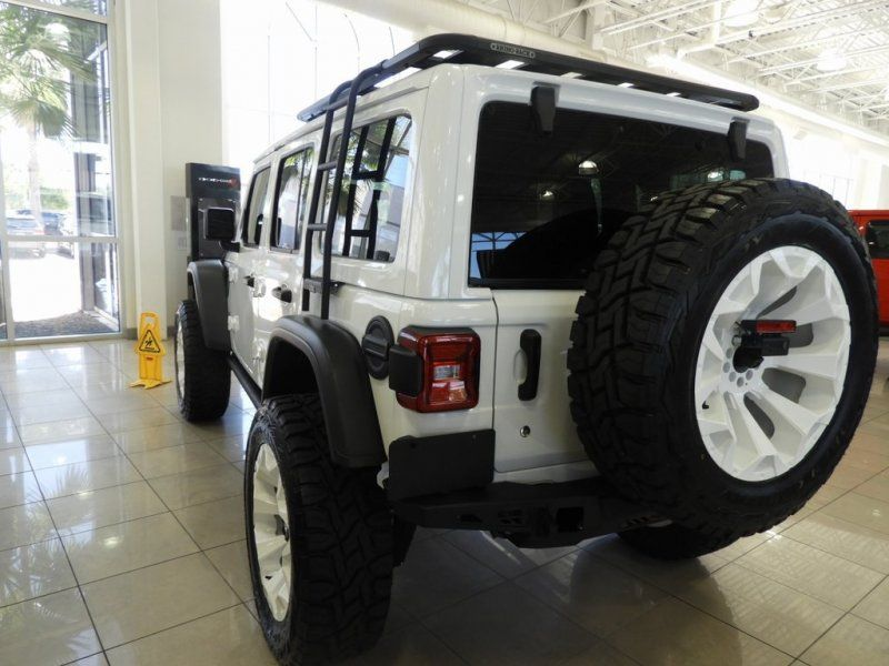 New 2019 Jeep Wrangler 4wd Unlimited Rubicon For Sale In Orlando