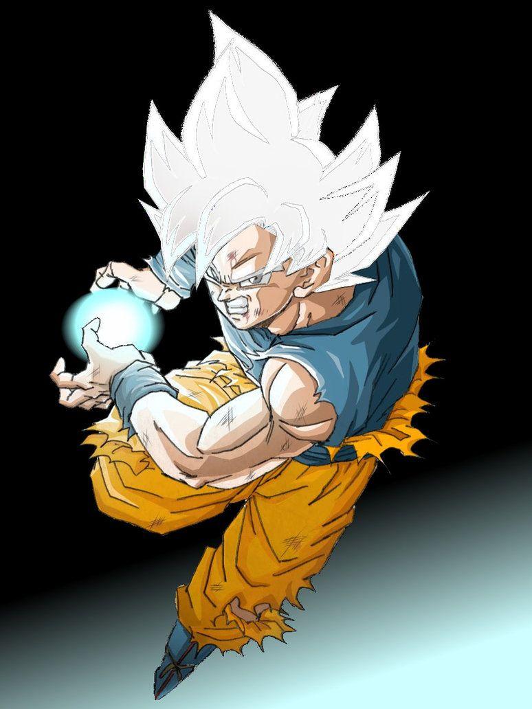 bc6da87ccf Goku Migatte no Gokui Kame Hame Ha by Klaeber | goku | Dragon ball ...