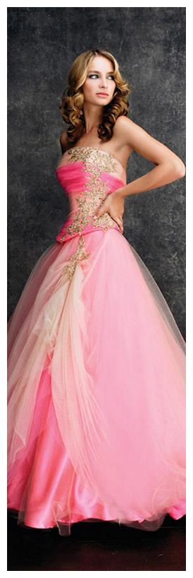 ღ Sweet Pink Gown | ♥俏丽公主 Princess✼ℓσvε✼Styles♥ | Pinterest