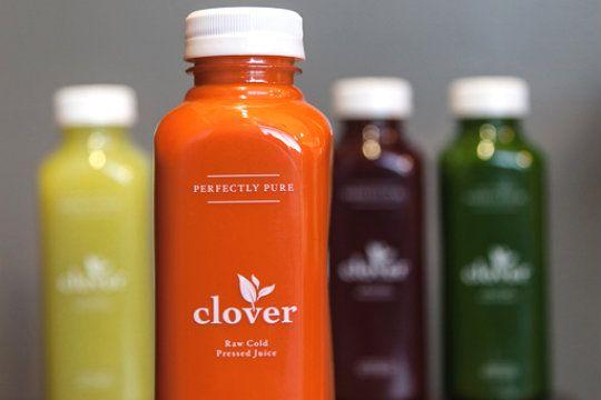 Clover Juice Cold-Presses CLIENT BOARD SR001 Pinterest - fresh blueprint cleanse hpp