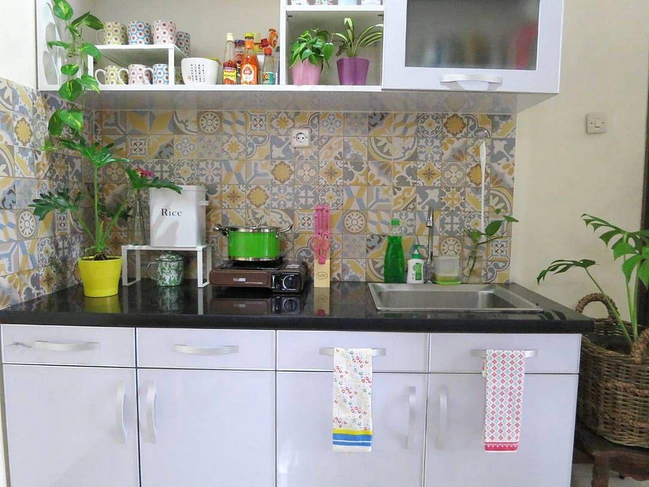Keramik Dapur Minimalis Terbaru