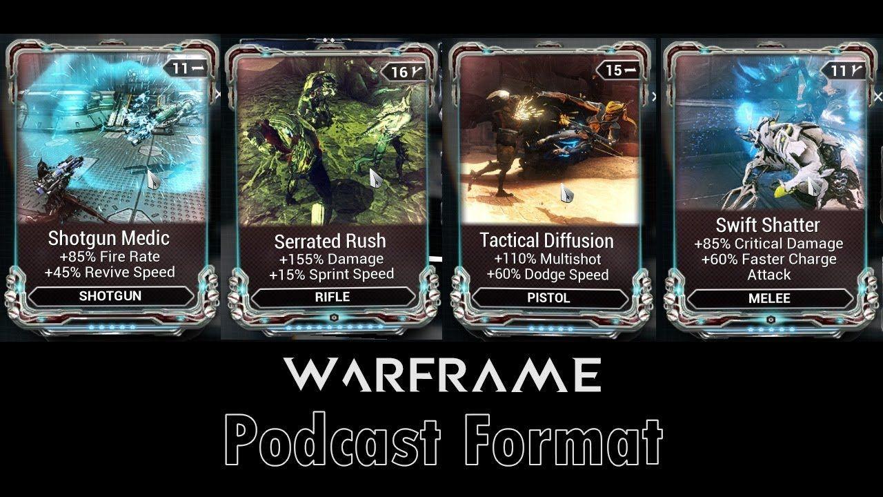 Amalgam Mods!!! [Podcast Format] Podcasts, Let them talk