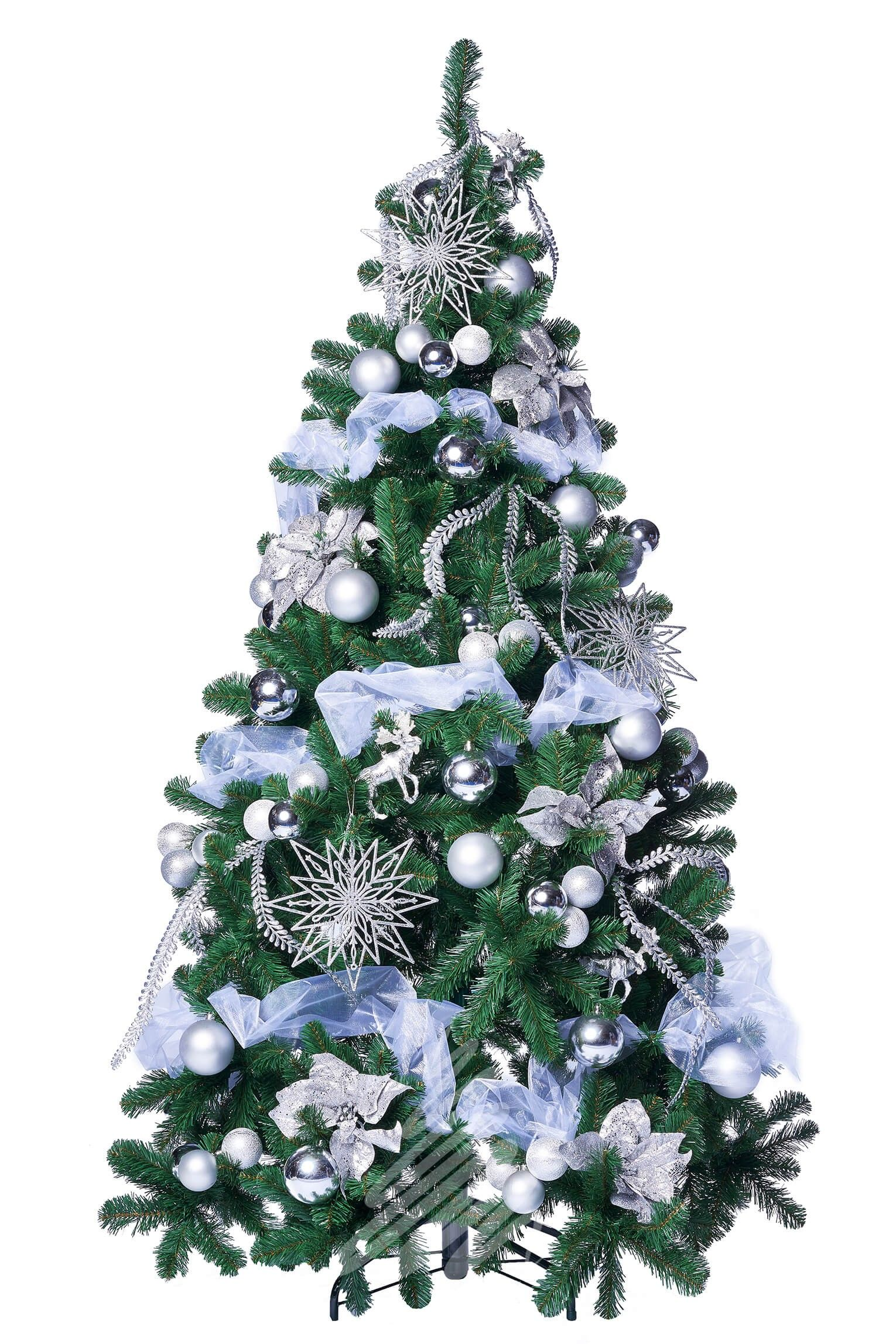 Tuscan Spruce 6ft Decorated Artificial Christmas Tree