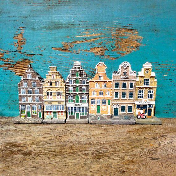 Dollhouse Miniatures Amsterdam: Vintage Miniature Houses, Dutch Doll Houses, Amsterdam
