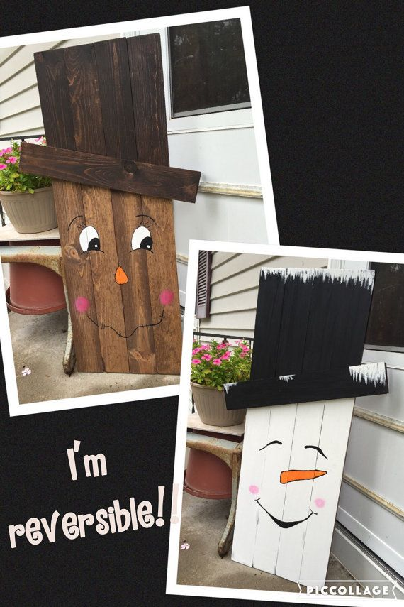 Reversible scarecrow snowman, fall and winter decor, double sided, wooden, reversible sign, entry way, doorway, pallet sign, autumn decor is part of Winter decor Signs - subscribe u b9d41389ebe0c8bc8b41ce93a&id 67f738aba1