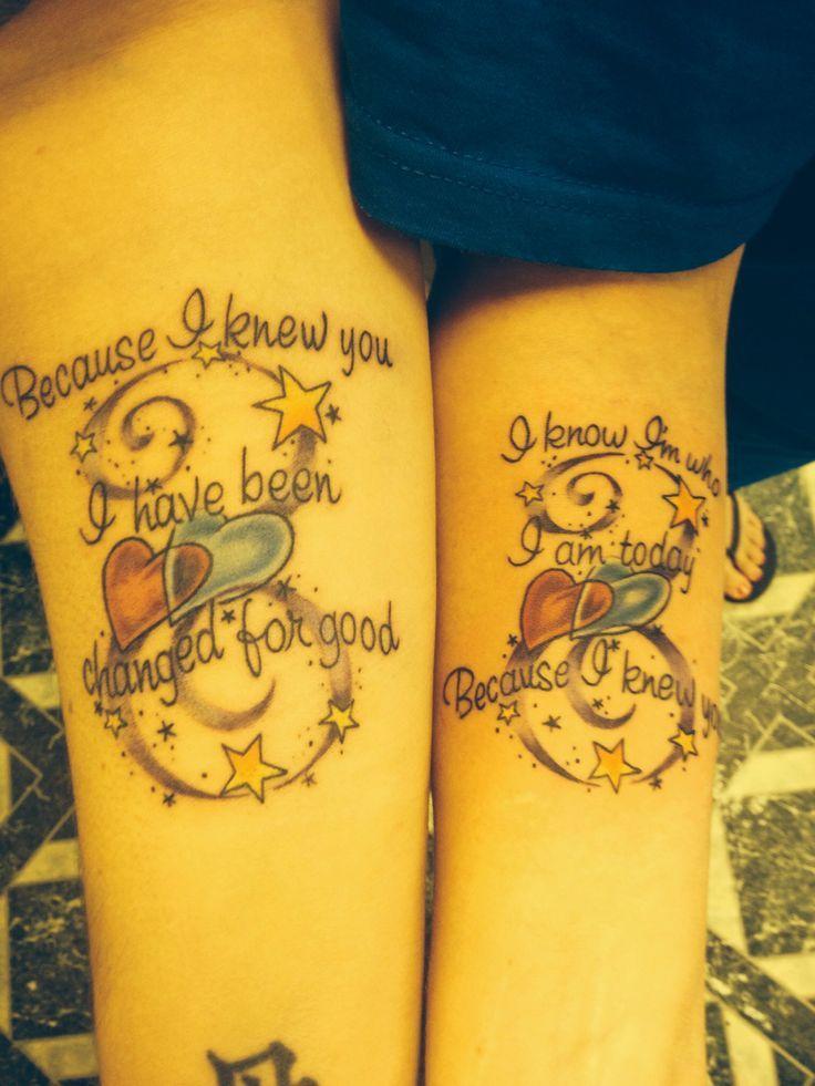 Best Friend Tattoos | Friend tattoos, Design tattoos and Tattoo