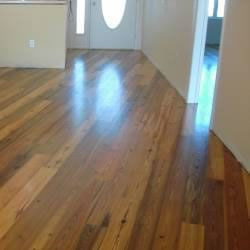 Hardwood Floor Installed At 10 Degree And Other Angles