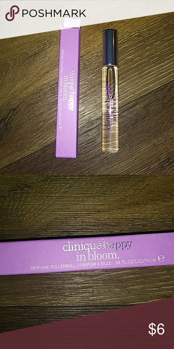 2a947ed4f Clinique happy in bloom roller ball perfume .34 fl oz Other | My ...