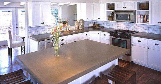 Kitchen Countertop Ideas 3 Best Decorating Design