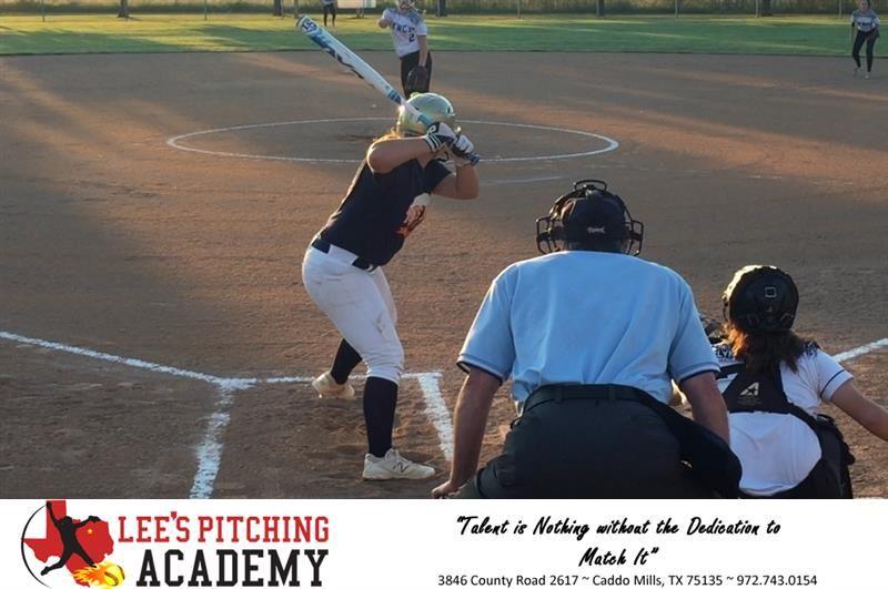Congratulations Elizabeth Schaefer Shuts Down From Elizabeth Schaefer At Lee S Pitching Academy Https De Softball Coach High School Baseball Softball Team