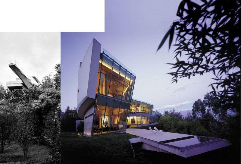 Exceptional Home Design Quito Part - 10: Quito House - Carlos Zapata Studio