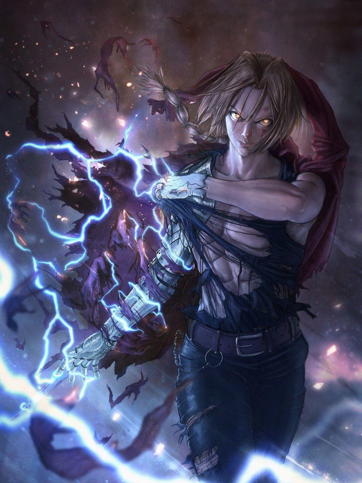 Fullmetal Alchemist, Jacob Noble