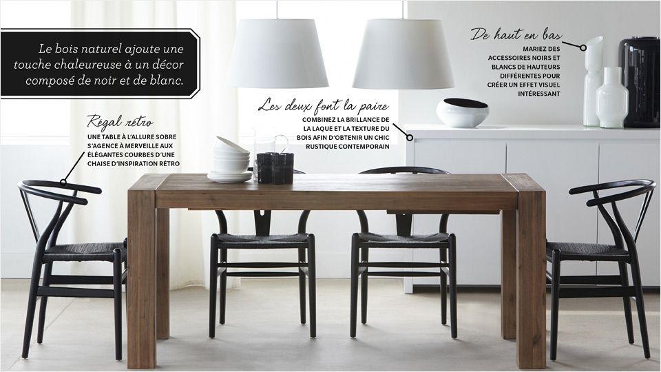 Idée couleur, style pour la salle à manger Cuisines Kitchens