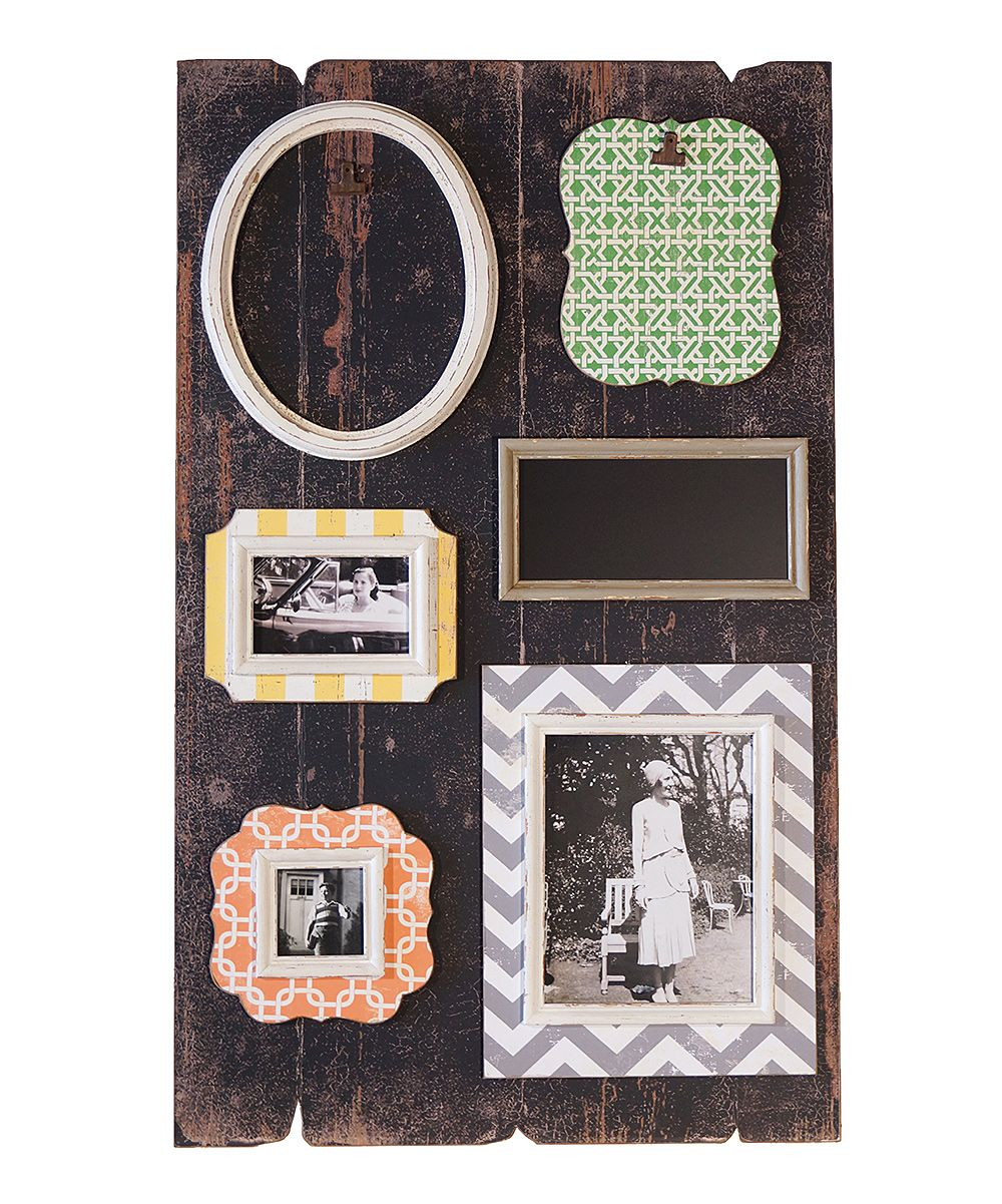 Brown Collage Frame | Collage, Rahmen und Collage Rahmen