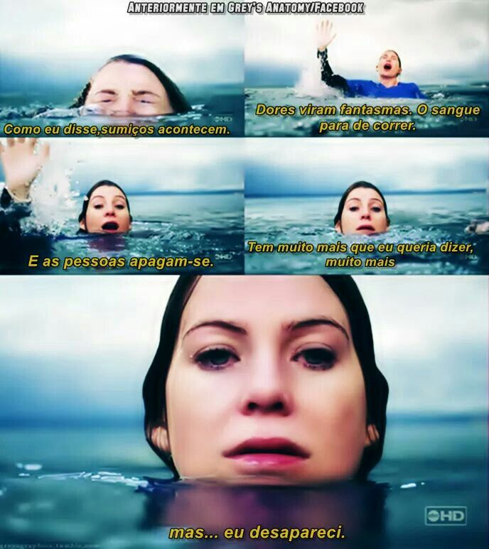 Pin de Valdenice Isa en Grey\'s Anatomy | Pinterest | Frases ...