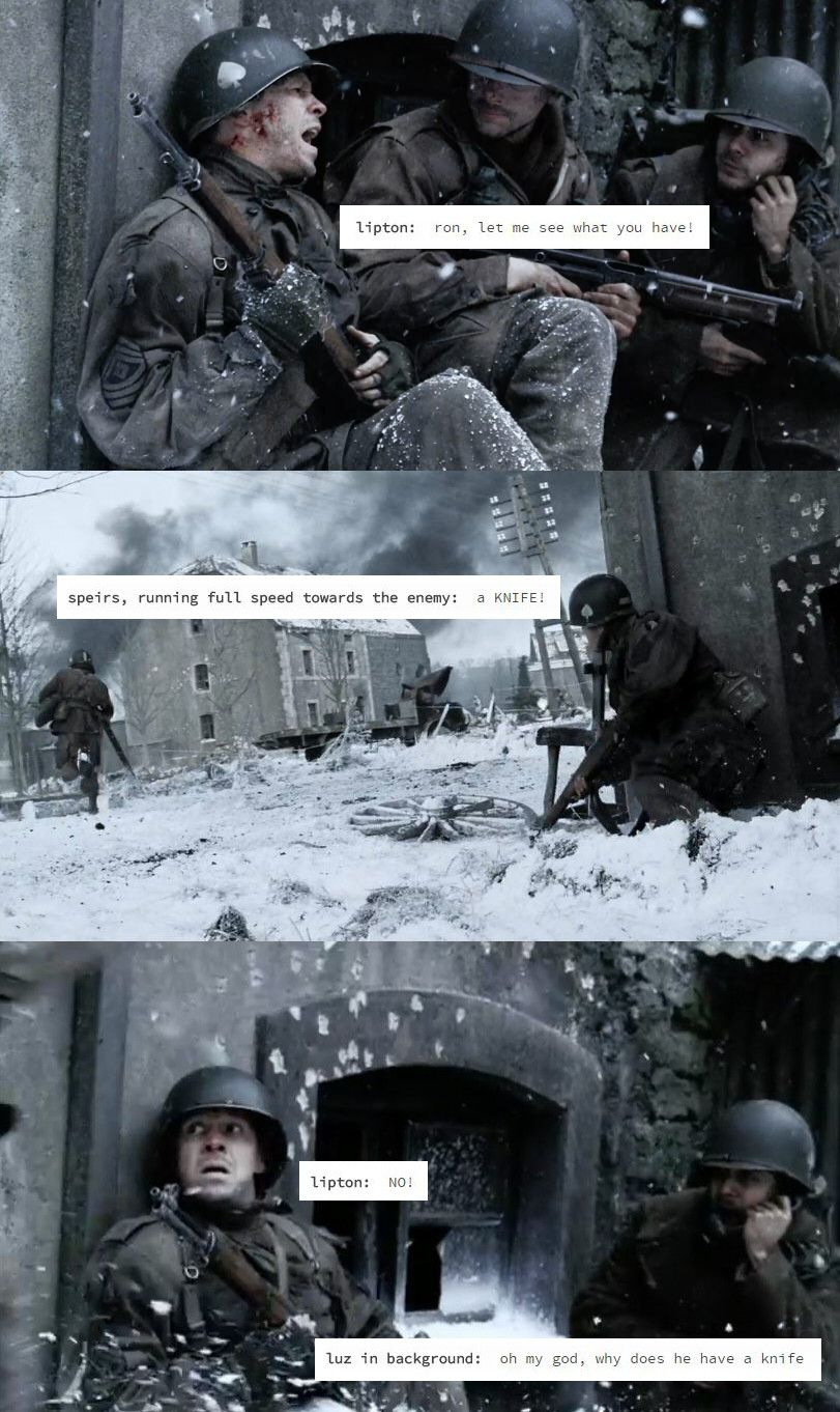 Band Of Brothers Netflix