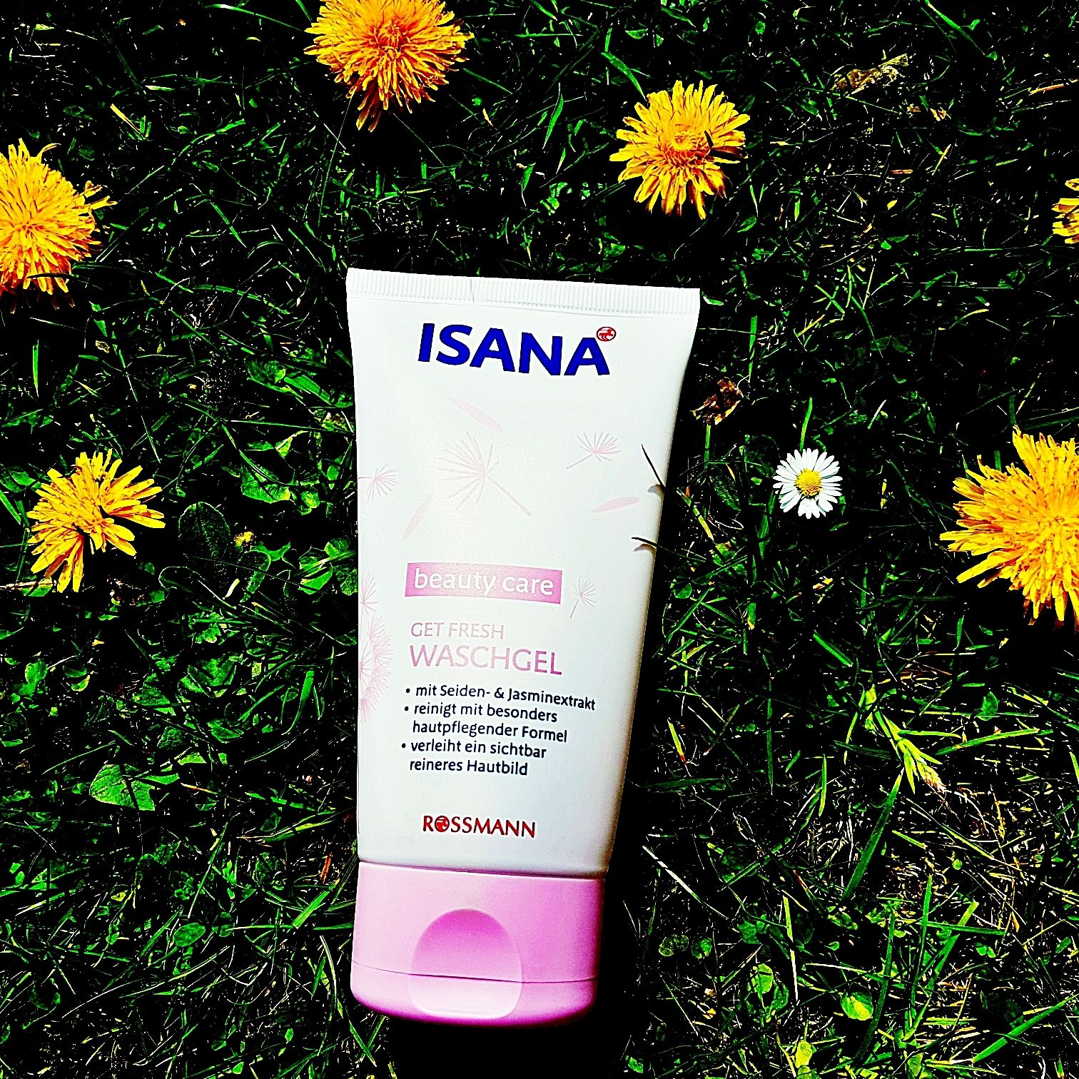 Isana beauty care Get Fresh Waschgel