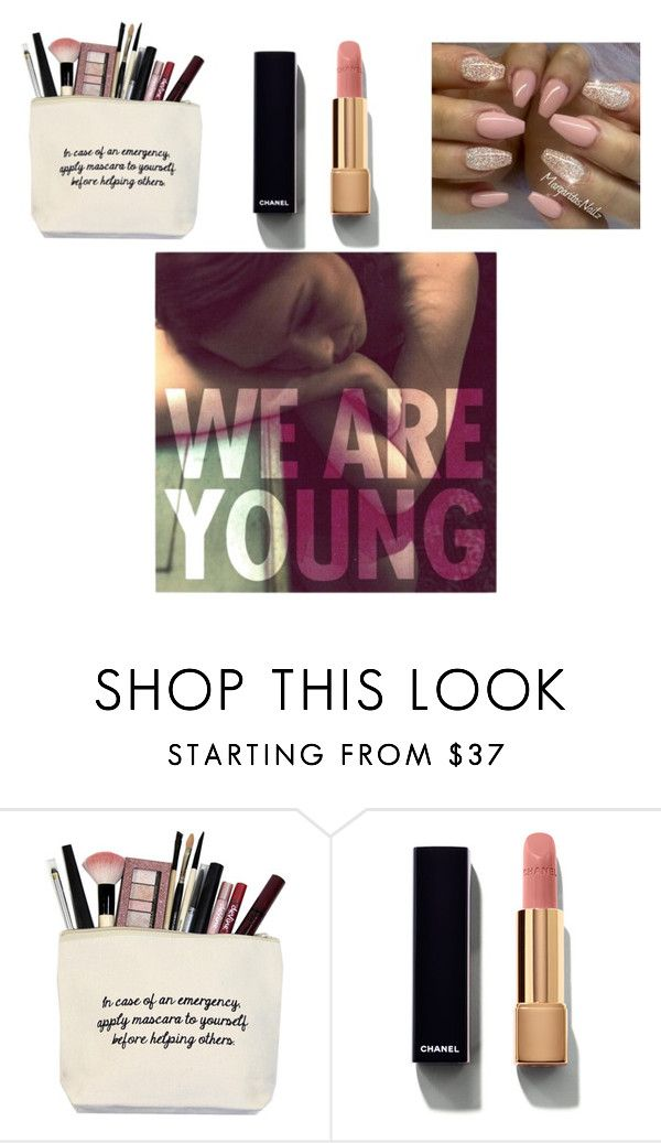 """Just InCase"" by colemonique0 on Polyvore featuring beauty, Chanel, contestentry, PVStyleInsiderContest and makeupbagstaples"