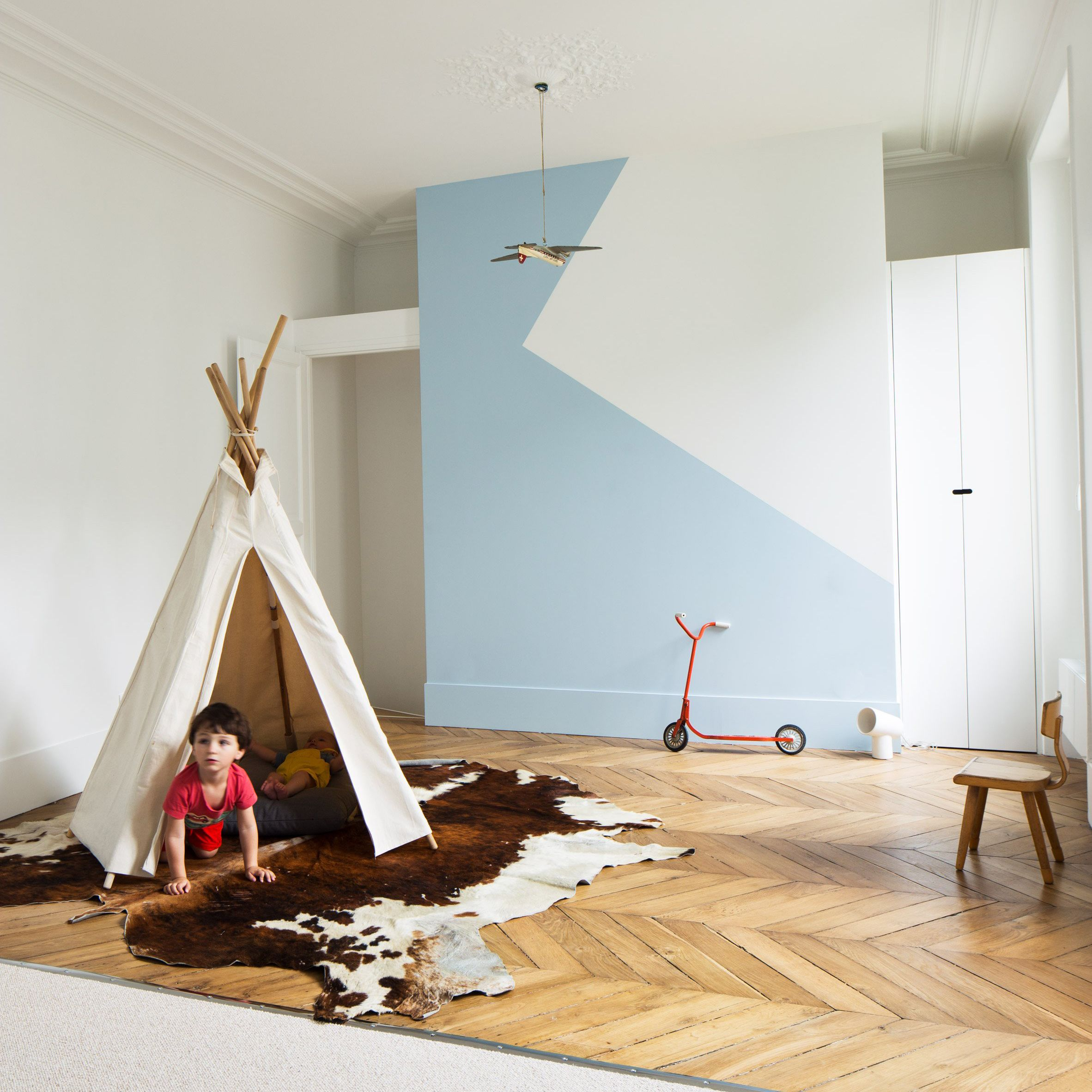 10 children's rooms that show the fun side of interior design