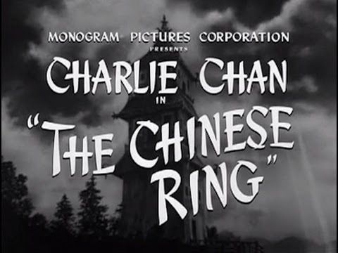 Charlie Chan The Chinese Ring 1947 Crime Comedy Youtube Charlie Chan Classic Disney Movies Old Movies