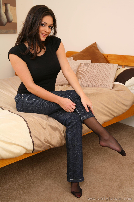 Cassey | Leggins Leather Jeans Wetlook Milf Nylon Feet