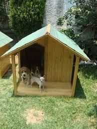 Resultado de imagen para como hacer una casa de perro de - Como hacer una casa de perro ...