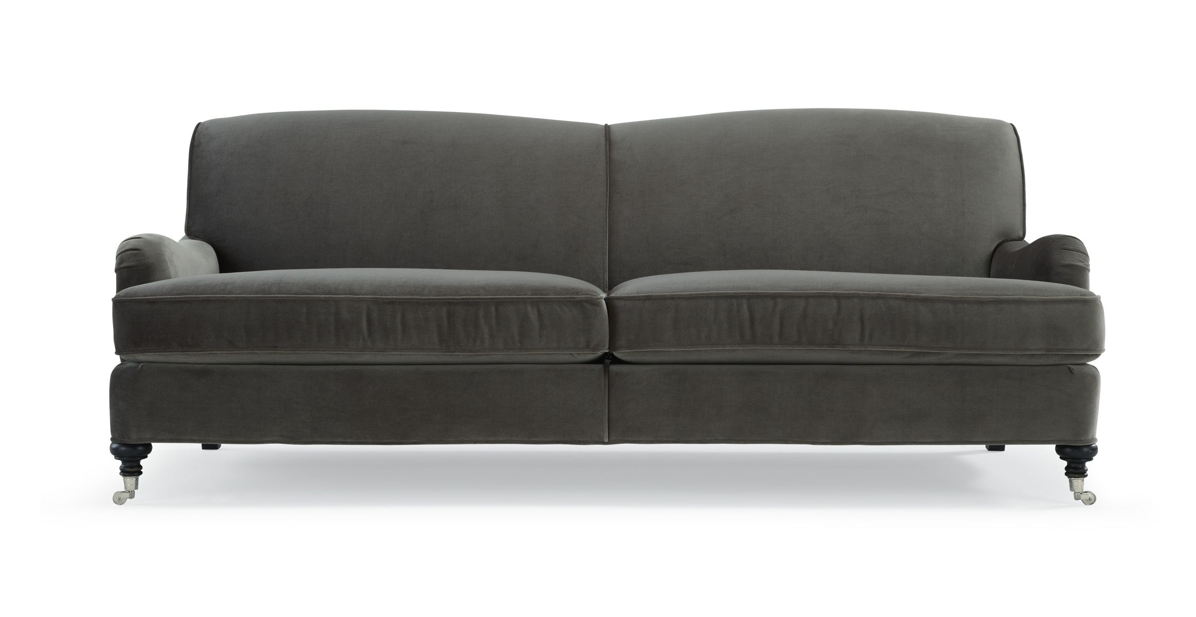 Mitchell Gold Bob Williams London Sofa In Grey
