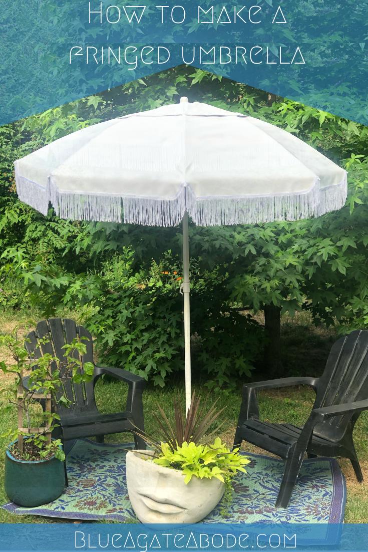 Patio Umbrellas