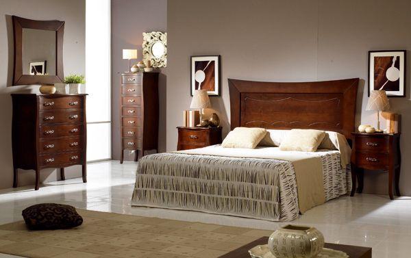Antiguo dormitorio estilo luis xvi dormitorios - Muebles estilo antiguo ...