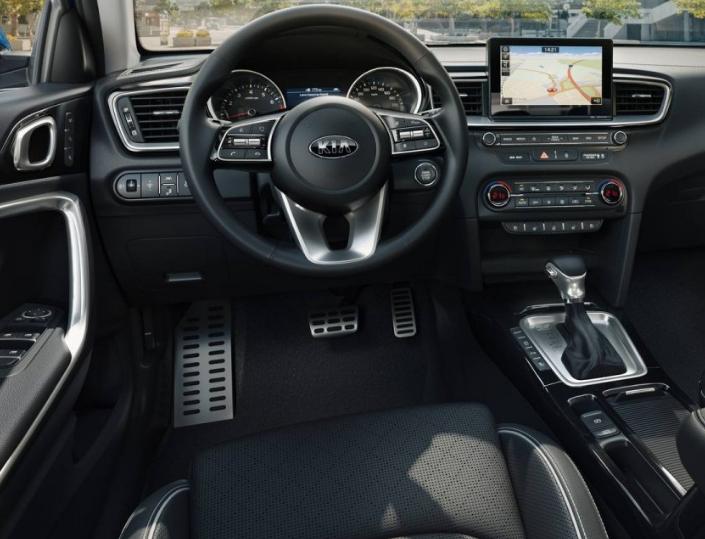 2018 Kia Ceed Interior
