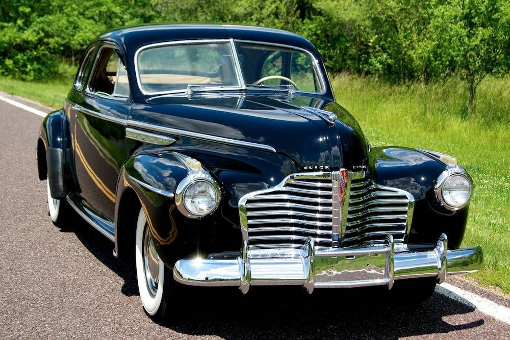 1941 Buick Super 8 Business Coupe for sale #1744679 | Hemmings Motor ...
