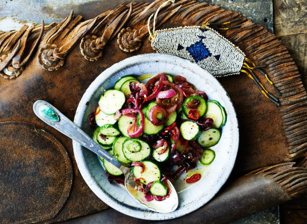 How to Buy, Store, and Cook with Cucumbers, in Season in July photo