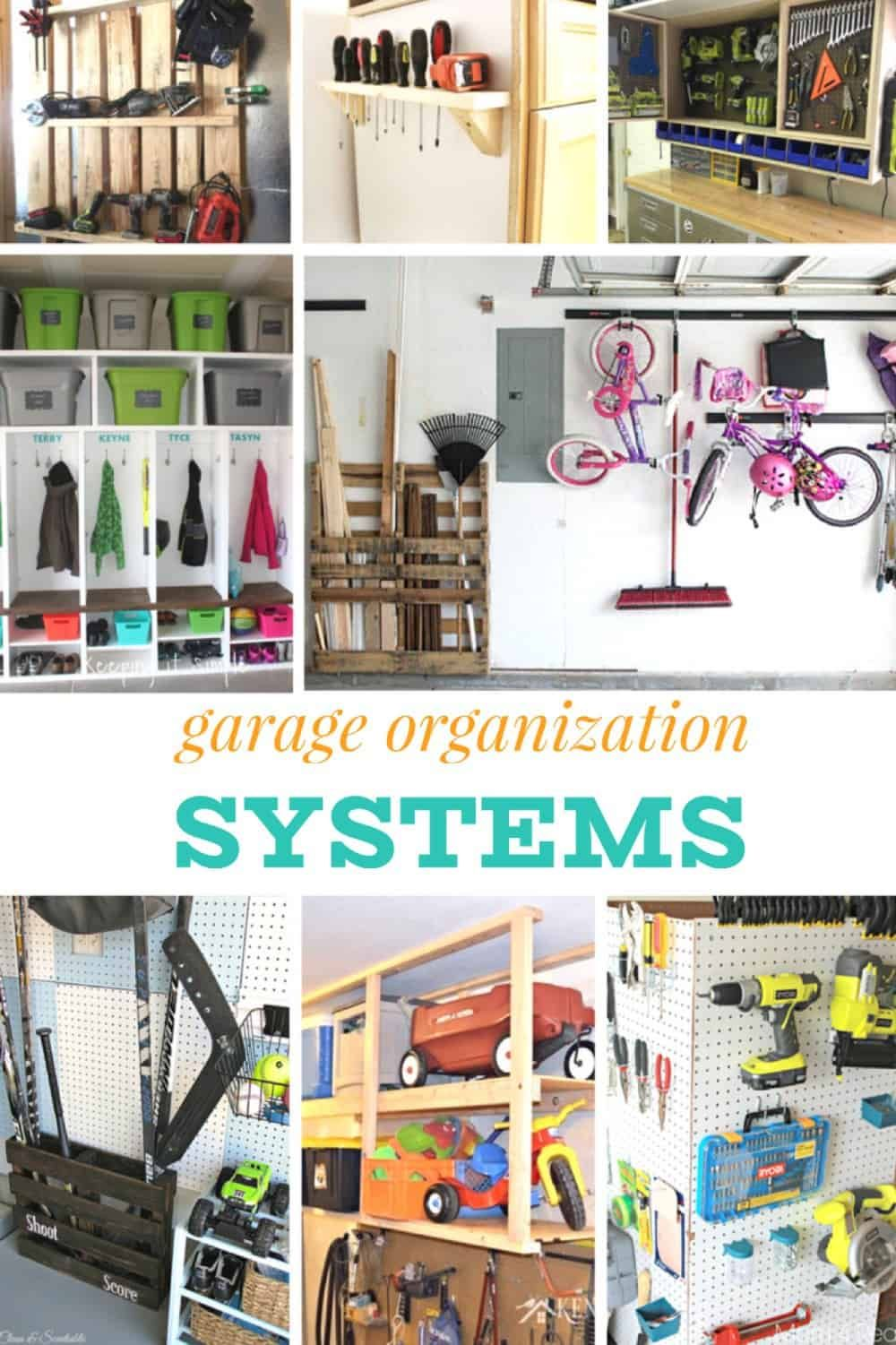 9 Most Awesome Diy Garage Organizing Systems In The World Garage