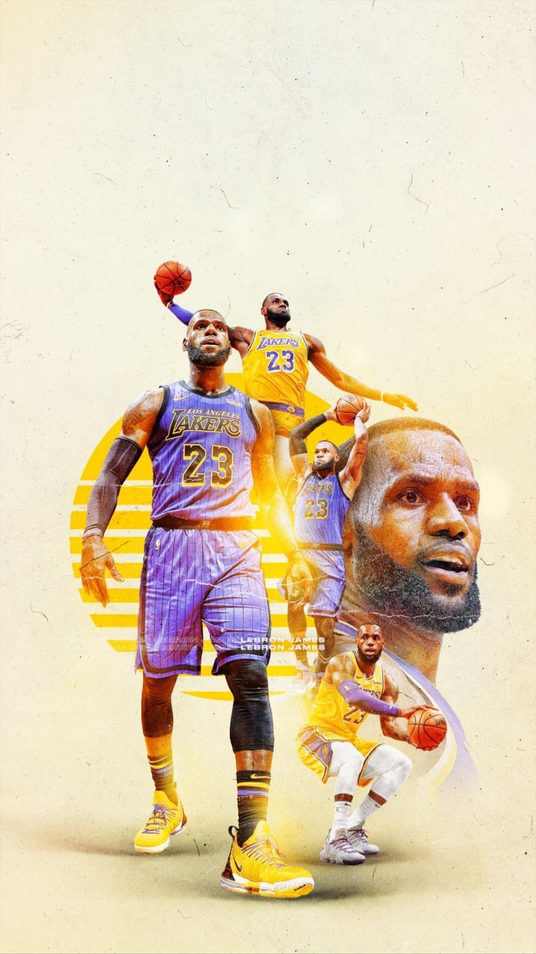 Lebron James Background » Hupages » Download Iphone