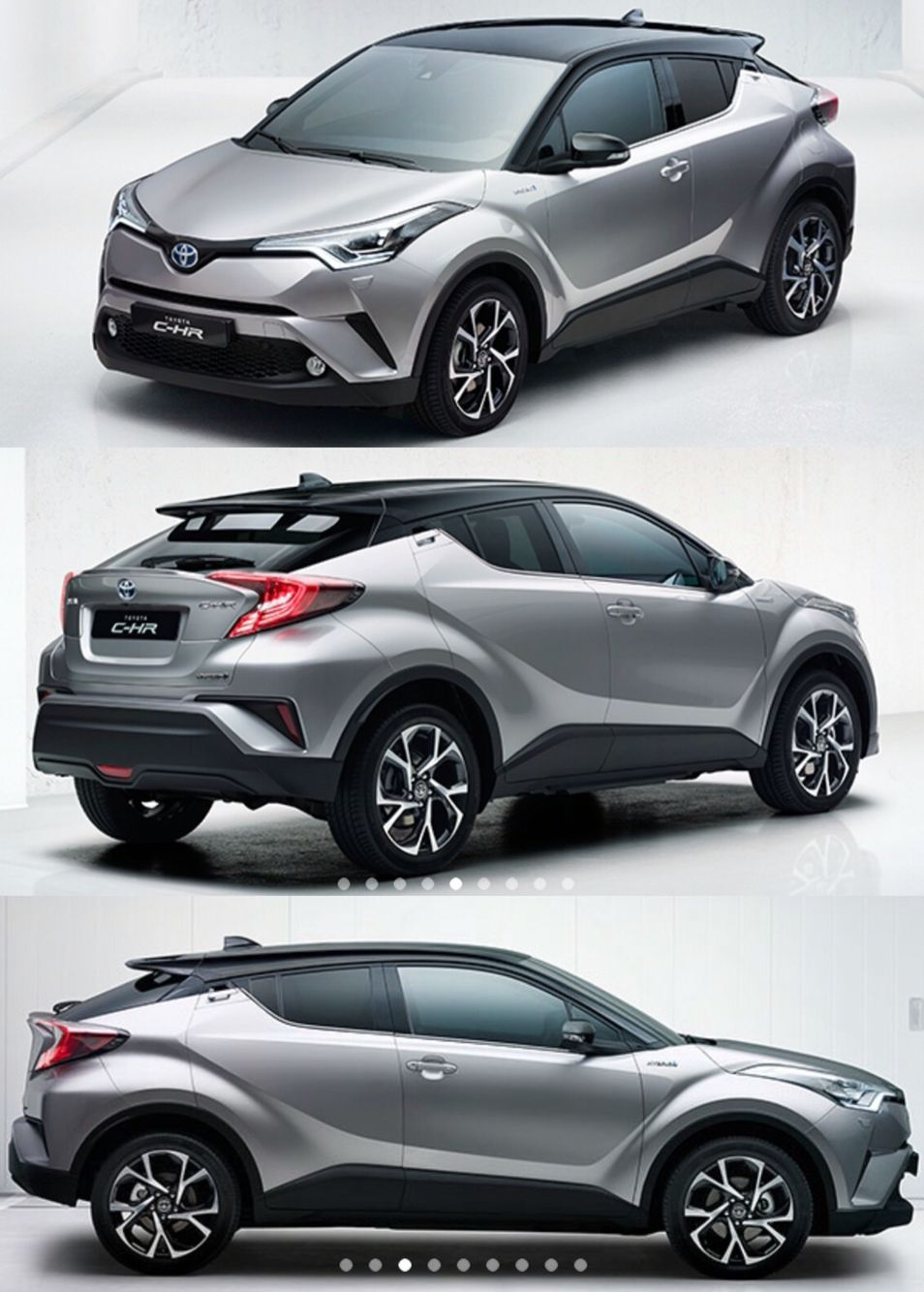 100 toyota chr interior 2018 toyota chr production new toyota pinterest toyota 2017. Black Bedroom Furniture Sets. Home Design Ideas