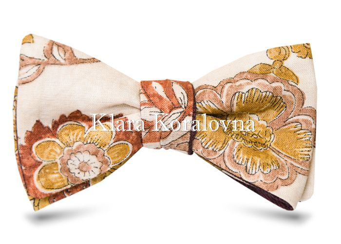 70779810d566 Купить галстук-бабочку - мужская бабочка на шею из шерсти и хлопка -  дизайнерская бабочка
