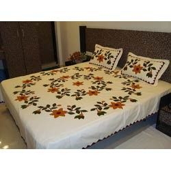 We Manufacture And Supply A Range Of Double Bed Sheets Which Is Designed Using Best Grade