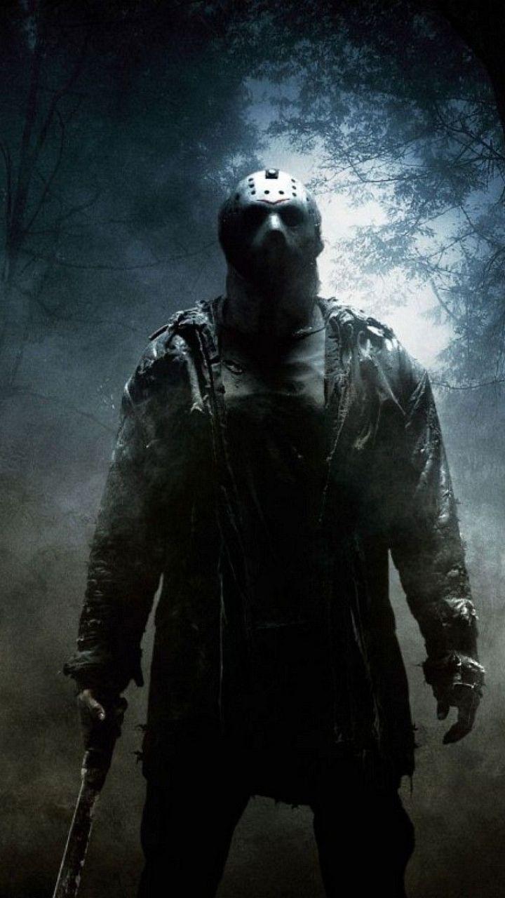Horror wallpapers online Jason horror, Horror movie icons