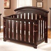Geneva Crib Chocolate 381027248 In Store Only Cribs Furniture Burlington Coat Factory Nursery Furniture Sets Baby Nursery Furniture Sets Cribs
