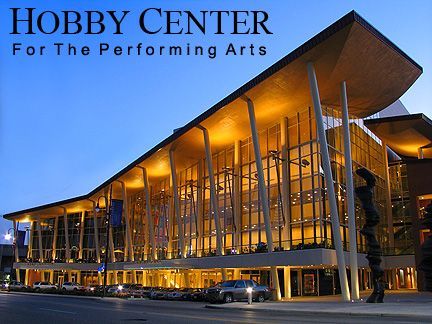 Image result for hobby center for the performing arts