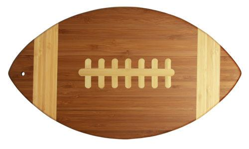 Totally Bamboo Football Cutting/Serving Board – Now Cooking