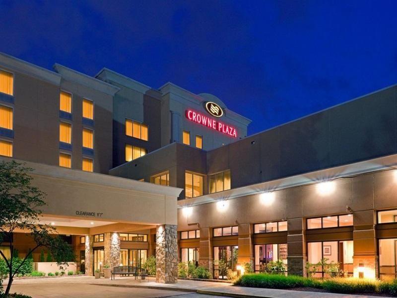 Feasterville Trevose Pa Crowne Plaza Hotel Philadelphia Bucks County United States North