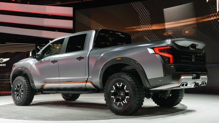 03 Nissan Titan Warrior Concept Detroit 1g 750422 Trucks