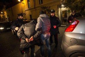 Camorra a Roma, le foto dell'operazione