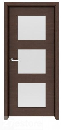 Are You A Lover Of Oak Interiors Then This Dark Wood Interior Door Newport Is The Best Thing For Doors