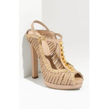 Alexander McQueen Multistrap Leather Sandals free shipping shop fake cheap online outlet fake H4r2lm0
